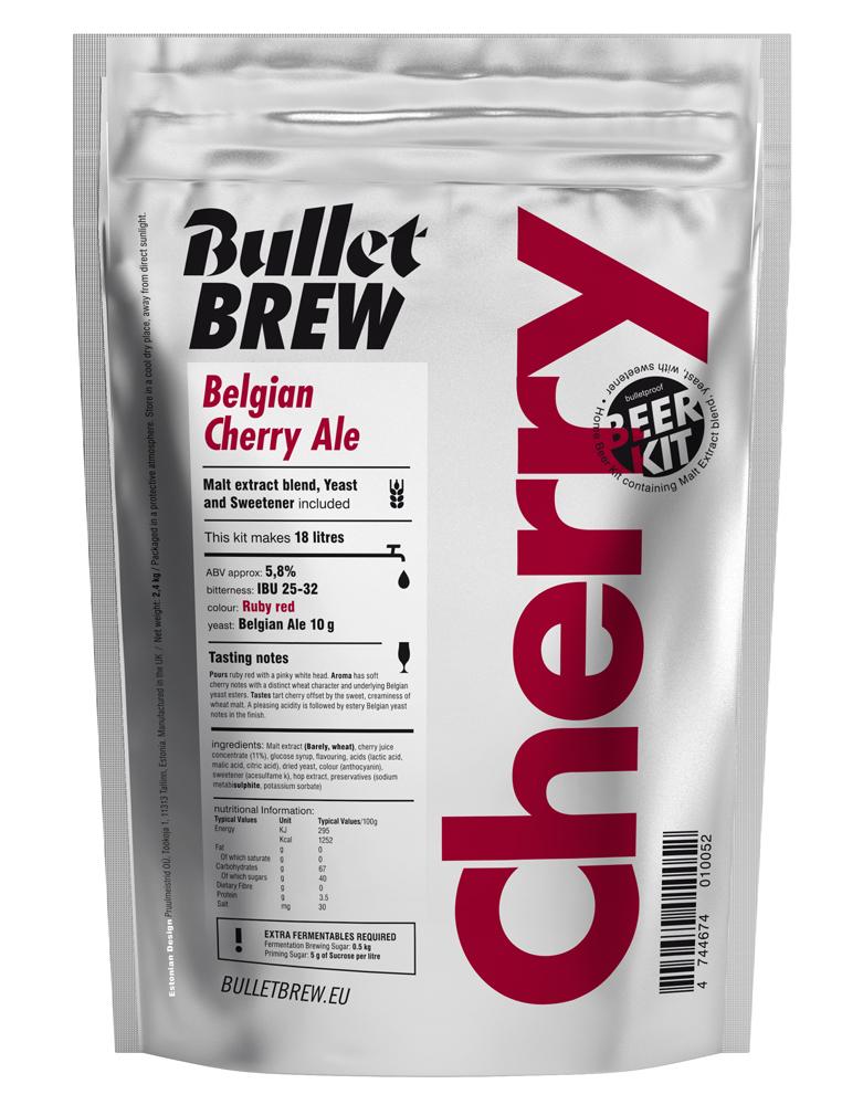 Belgian Cherry Ale